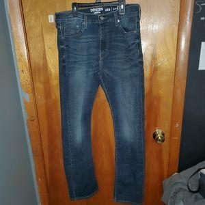 Denizen by Levi's 33w 32l jeans
